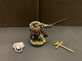 warhammer 40k space marine captain