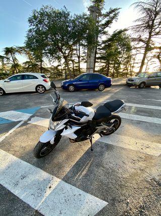 Er6n Kawasaki ABS A2