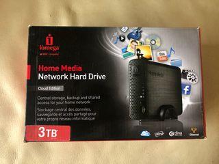 Disco Externo 3Tb Iomega Lenovo Home Media Network
