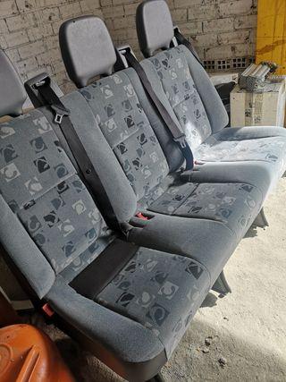 asiento de Mercedes Sprinter