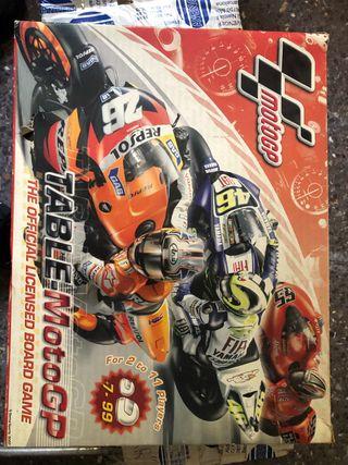 Juego MotoGP de mesa
