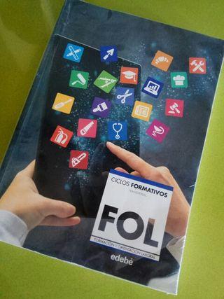 Libro texto FOL ciclos formativos