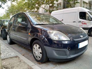 Ford Fiesta 2008