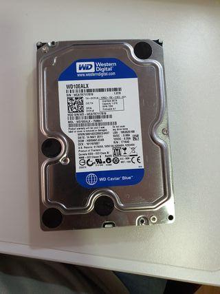 Disco duro 1 TB WD10EALX-759BA1