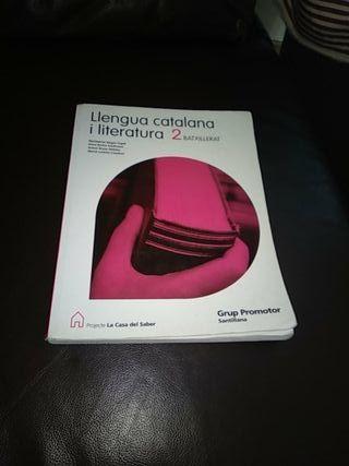 Llengua catalana i literatura 2