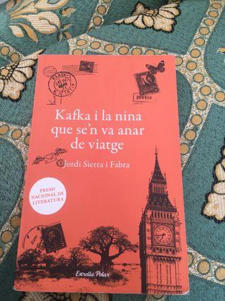 Kafka i la nina que se'n va anar de viatge