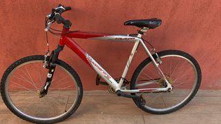 Bicicleta de montaña de 16 velocidades