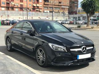 Mercedes-Benz CLA (117) 2016