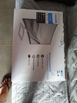 monitor LCD full HD de 27 pulgadas Philips