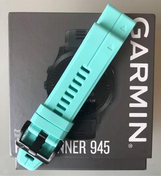 Nuevo modelo de correa para Garmin.