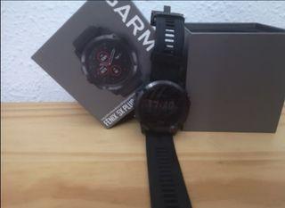 - Garmin Fénix 5X Plus Zafiro