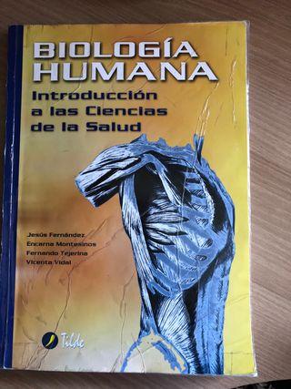 Biologia humana segundo de bachillerato