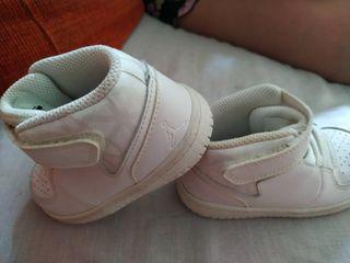 zapatos de niño jordan