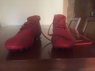 Vendo botas de futbol