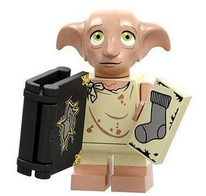 Dobby Harry Potter Minifigures Lego Comp