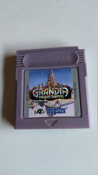 Game Boy, Grandia