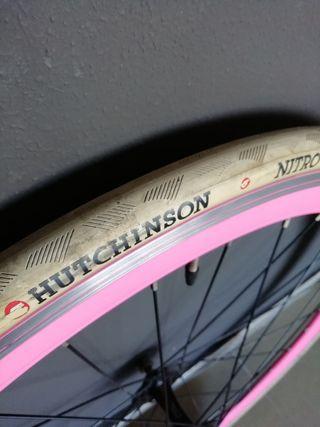 Rueda bicicleta fixie/pista