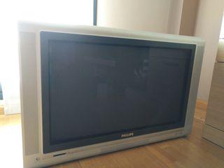 televisión Philips pixel plus 2