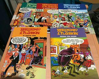 Mortadelo y filemon comics coleccion completa 10