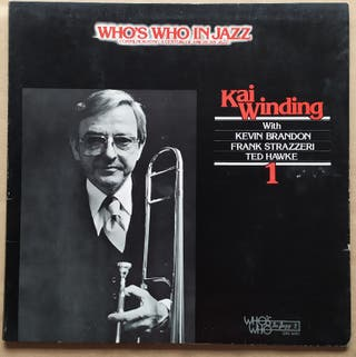 Disco de vinilo Whos Who In Jazz Colección 10 Lp