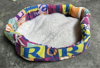 Cama para gato o perro pequeño