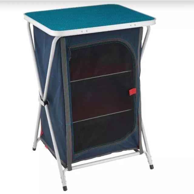 Mesa cocina camping plegable ( nueva, sin estrenar de ...