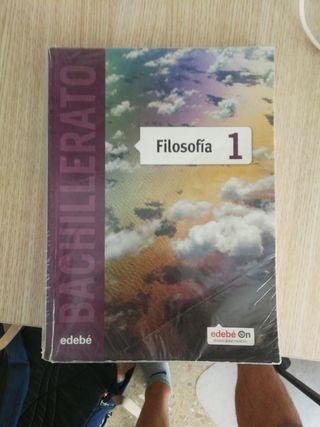 libro filosofía edebé primero bachiller