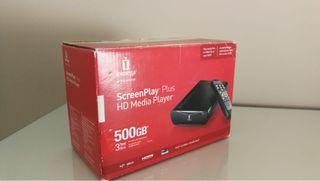 Disco duro-Iomega ScreenPlay Plus HD Media Player