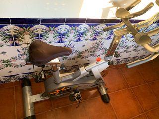 Bici estática BH