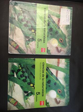Libro de ciencias de naturales 5 primaria