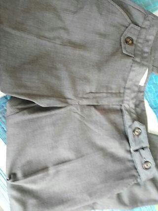 Pantalones tela