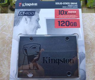 SSD 120GB Disco Duro