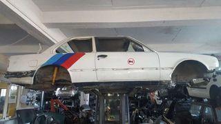 DESPIECE COMPLETO BMW SERIE 3 (E30) 105CV