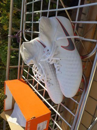 botes de futbol