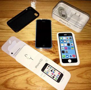 iPhone 5c 16gb azul libre
