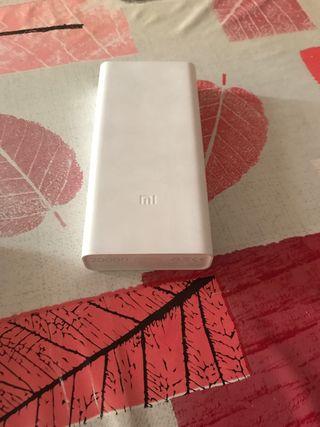 Bateria portatil xiaomi