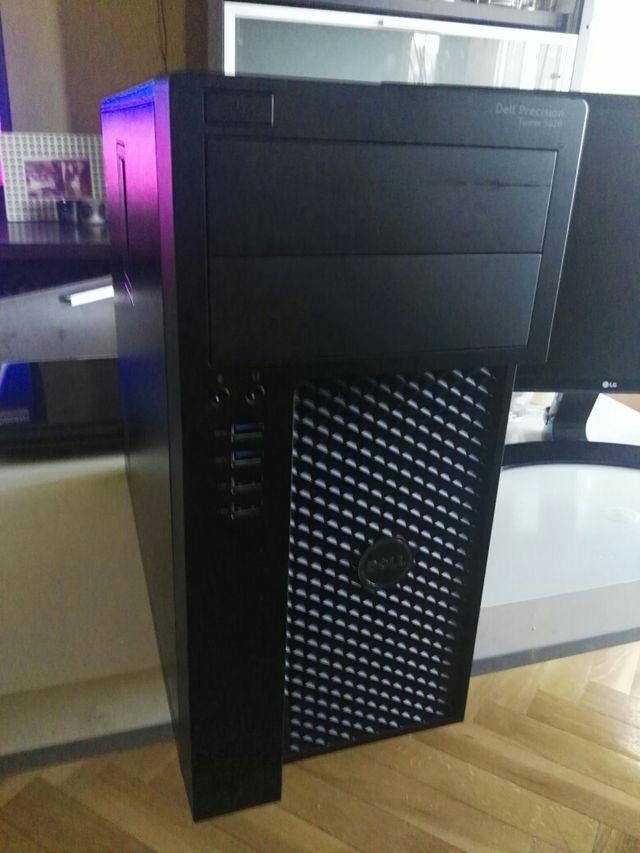 Ordenador Dell WorkStation Intel Core i7