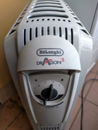 Radiador Delonghi Dragon 3 2500W