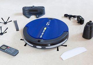 Robot aspirador Q7 Plus