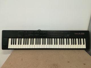 TECLADO MIDI ROLAND A-33 1 TECLA FALLA