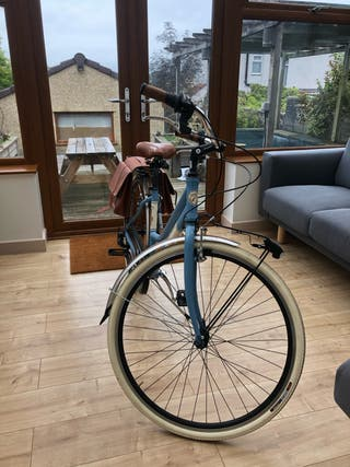 Bicycle Via Veneto