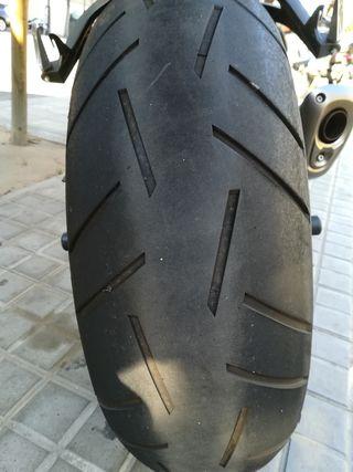 Neumático Continental 190 /50 ZR 17