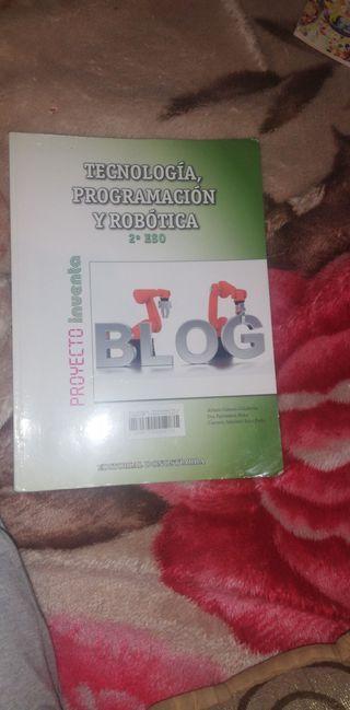 libro de tecnología de 2 de la eso nuevo