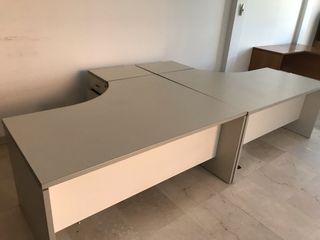 Mesa para oficina de segunda mano en la provincia de Madrid ...