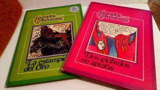 Coleccion Grandes Aventuras Cómics 1979