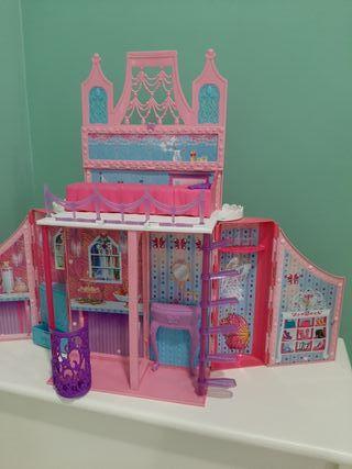 maletín palacio Barbie
