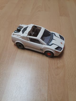 coche play mobil