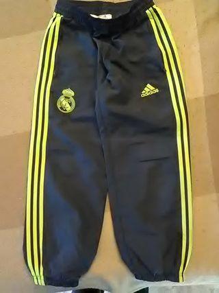 Pantalón de chándal Adidas Real Madrid 5-6 años