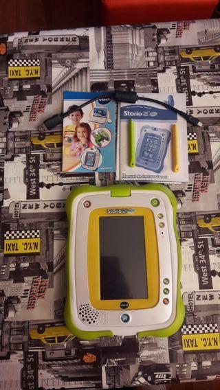 Tablet Storio Baby 2 de Vtech