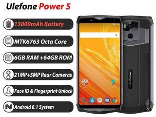 Móvil Power 5 Ulefone